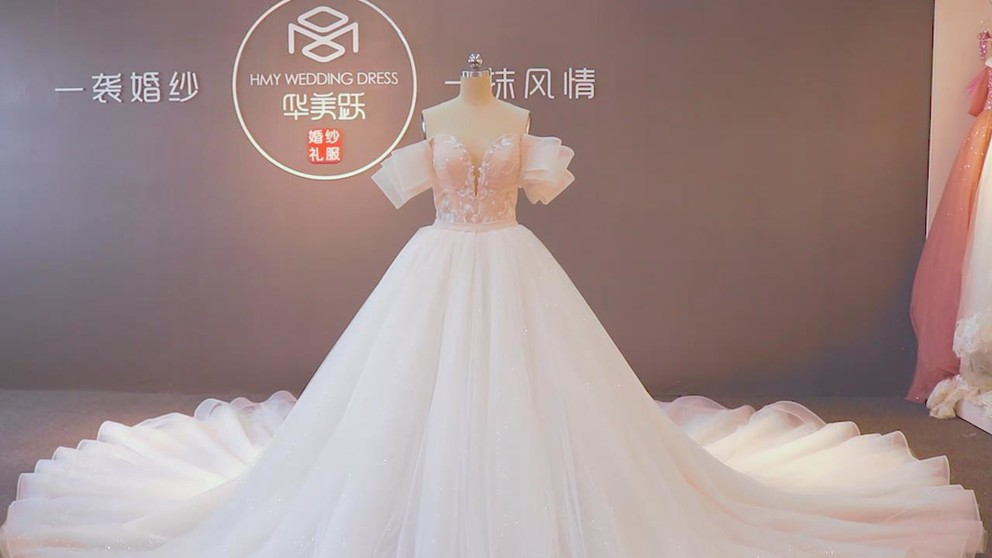 Off The Shoulder Bridal Gowns ZZbridal 2020 New Collection