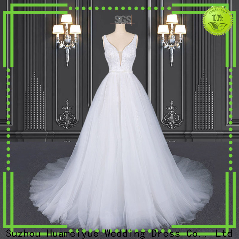 HMY long sleeve wedding dresses online Suppliers for wholesalers