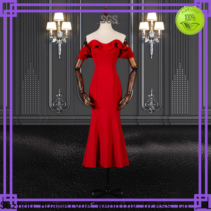 HMY fancy night dress Supply for party