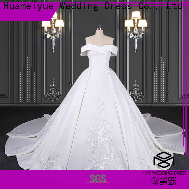 Best bridal long gown factory for boutiques