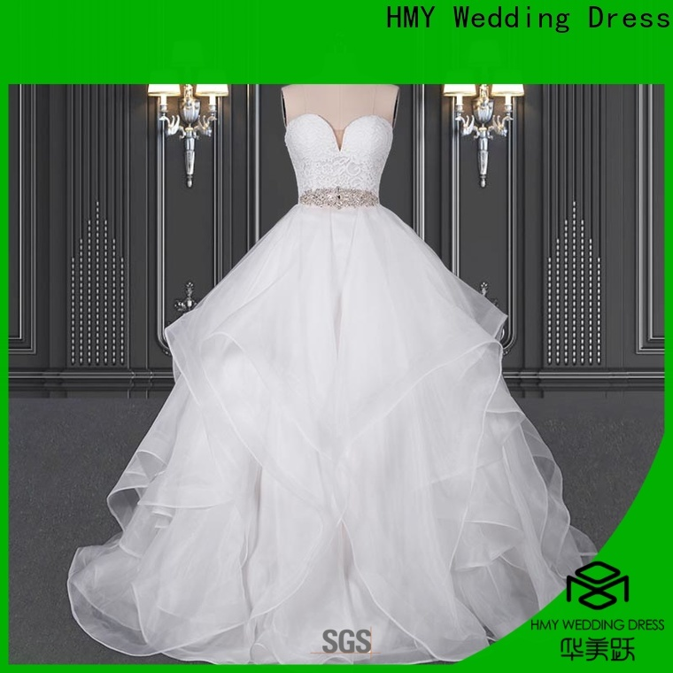 HMY Wholesale gaun for wedding for business for boutiques