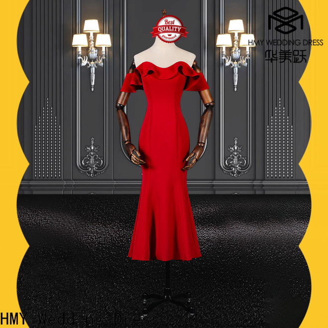HMY fancy evening gowns Supply for wholesalers