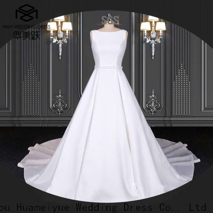 HMY marriage gown dress factory for wedding dress stores
