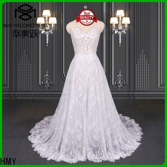 HMY pretty gowns for weddings Suppliers for wedding dress stores