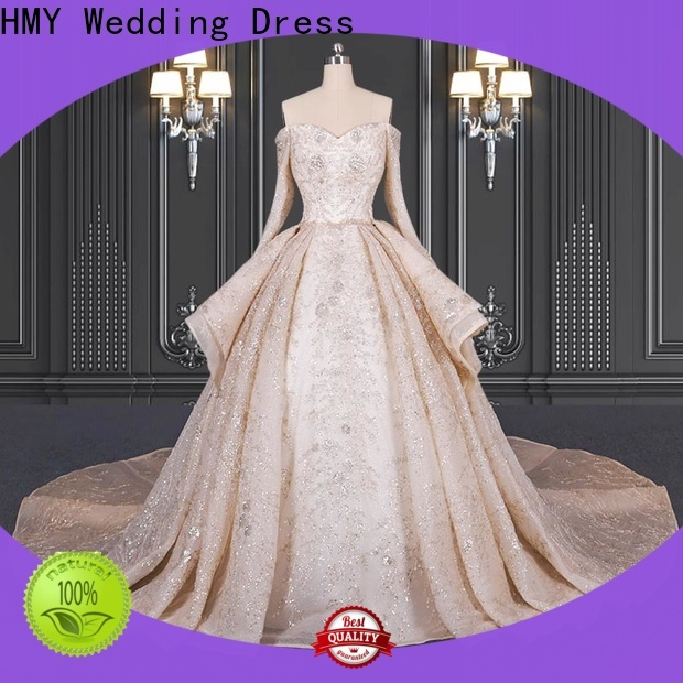 Wholesale silver wedding dresses factory for wedding dress stores