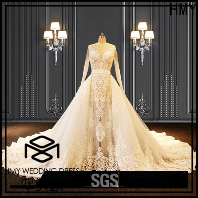 HMY Best wedding dresses in manufacturers for brides