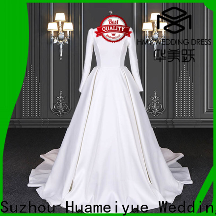 Latest wedding gown for bride factory for boutiques