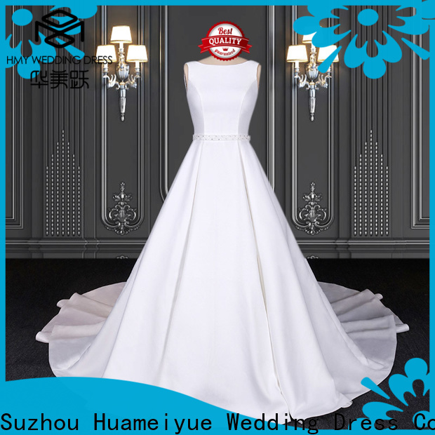 HMY Latest discount bridal manufacturers for wedding party