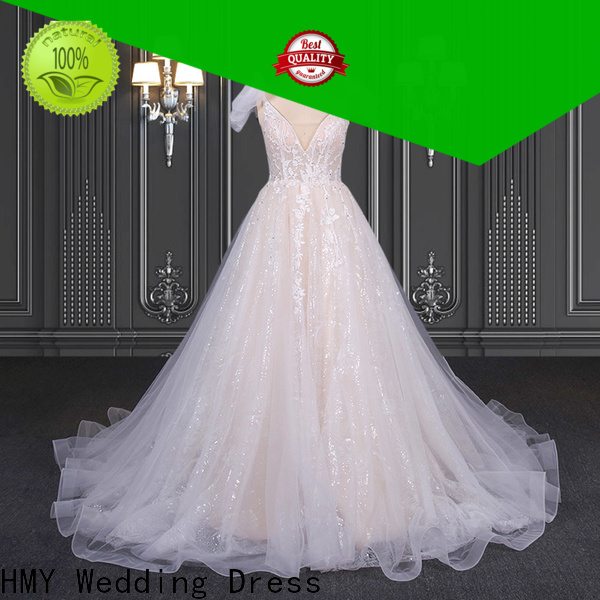 HMY High-quality gown bridesmaid dresses Supply for wedding dress stores
