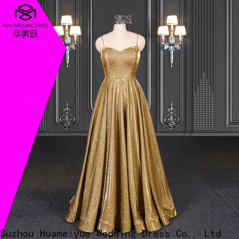 HMY Top formal evening gowns with sleeves manufacturers for boutiques