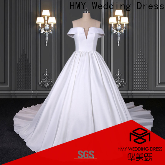 New custom made wedding dresses company for boutiques