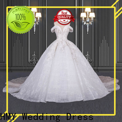 Custom black and white wedding dresses manufacturers for wedding dress stores