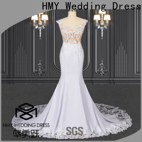 Latest cheap beautiful wedding dresses Suppliers for wedding party