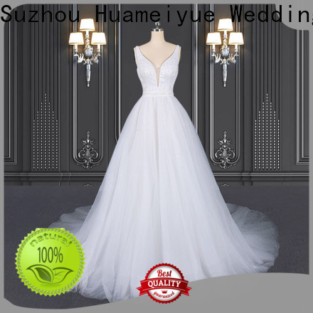 HMY inexpensive wedding dresses online company for wedding party