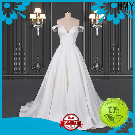 HMY vintage inspired wedding dresses company for wedding party