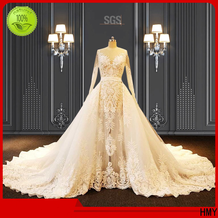 HMY Top bridal clothes for business for wedding dress stores