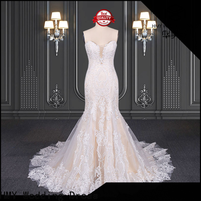 HMY New wholesale wedding dresses for business for wholesalers
