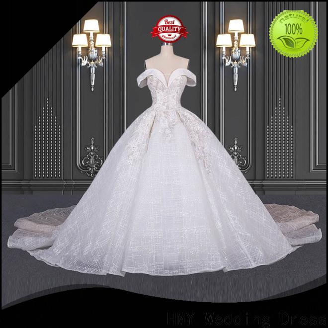 Custom gown dress wedding Supply for wedding dress stores