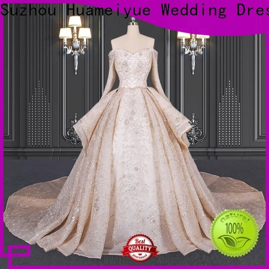 High-quality elegant wedding dresses factory for boutiques