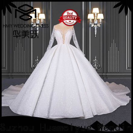 HMY second wedding dresses factory for wedding dress stores