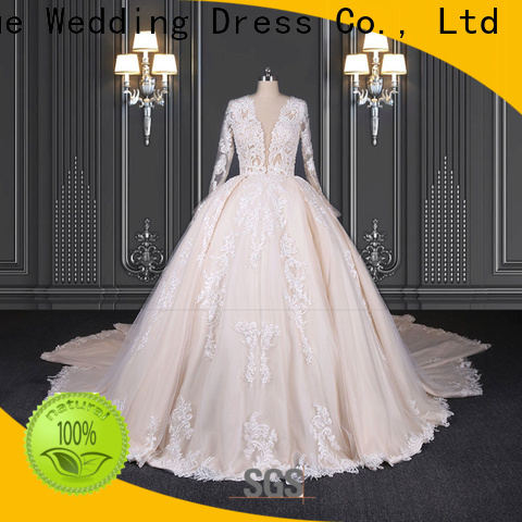 Latest bridal long gown for business for boutiques