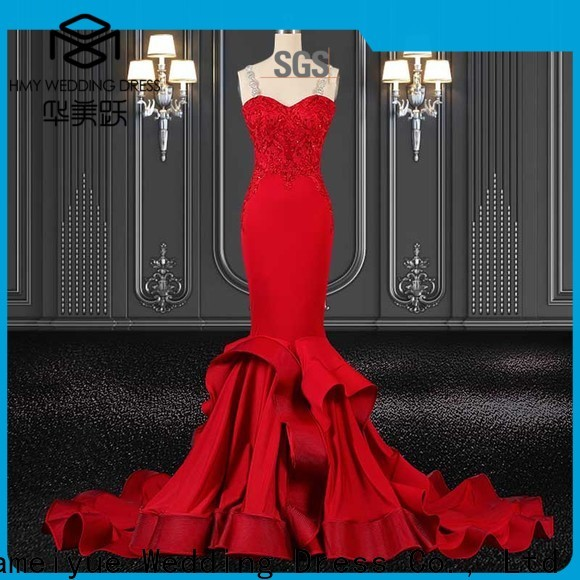 HMY Latest evening event dresses factory for boutiques