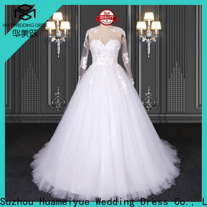 HMY inexpensive wedding dresses company for wedding dress stores
