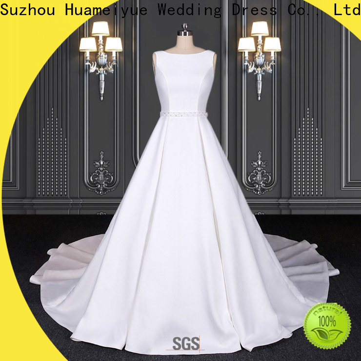 HMY High-quality wedding gaun dress manufacturers for boutiques