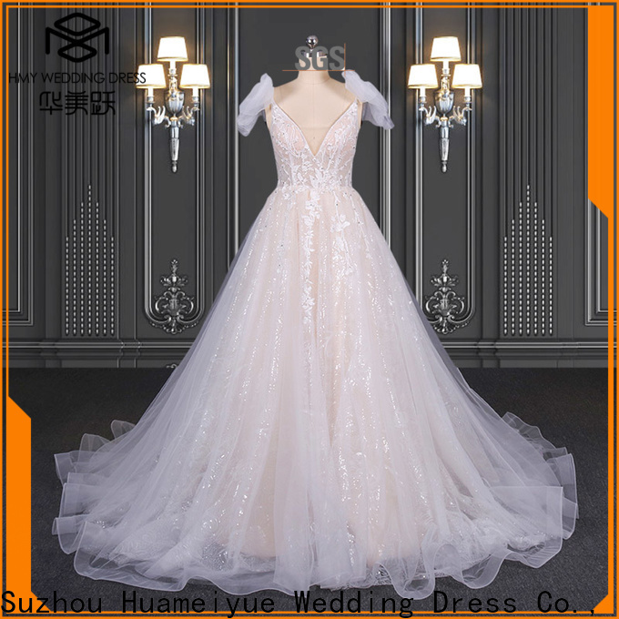 HMY Wholesale married dress Suppliers for boutiques