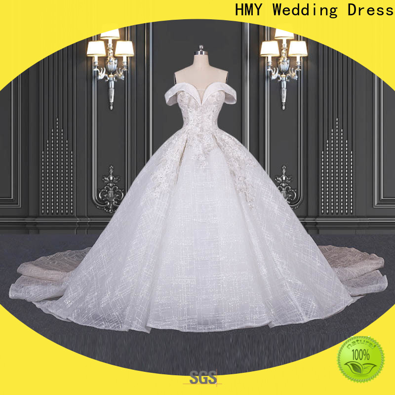 Wholesale bridal long gown factory for wedding dress stores