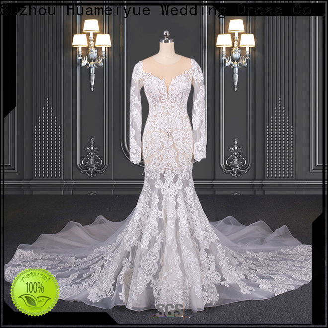 High-quality wedding dresses casual boho for business for boutiques